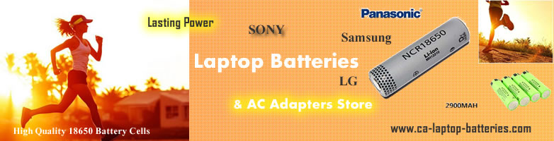 Canada laptop batteries, ac adapters