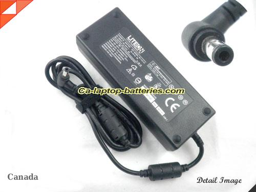 ACER 1620 adapter, 20V 6A 1620 laptop computer ac adaptor, LITEON20V6A120W-5.5x2.5mm