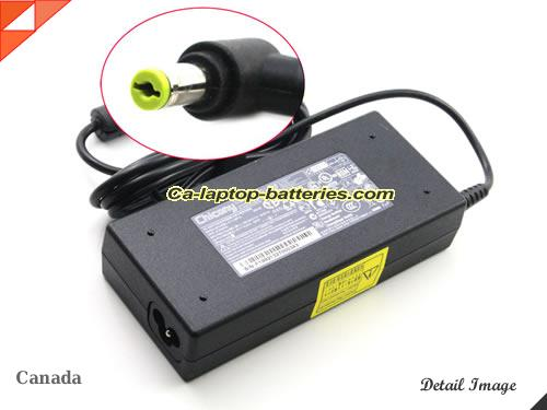 image of ACER A120A003L ac adapter, 19V 6.32A A120A003L Notebook Power ac adapter CHICONY19V6.32A120W-5.5x1.7mm