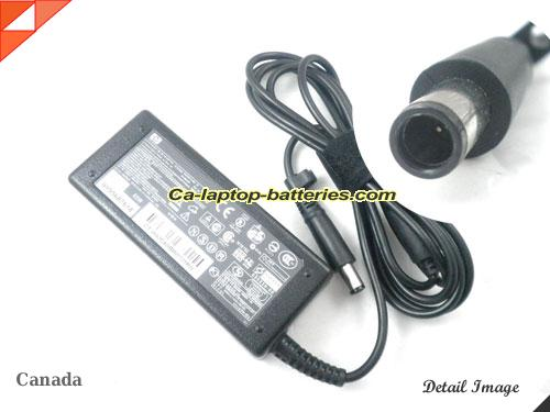 image of ACBEL 608425-004 ac adapter, 18.5V 3.5A 608425-004 Notebook Power ac adapter HP18.5V3.5A65W-7.4x5.0mm