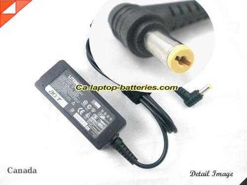 image of ACER HP-A0301R3 ac adapter, 19V 2.15A HP-A0301R3 Notebook Power ac adapter ACER19V2.15A42W-5.5x1.7mm
