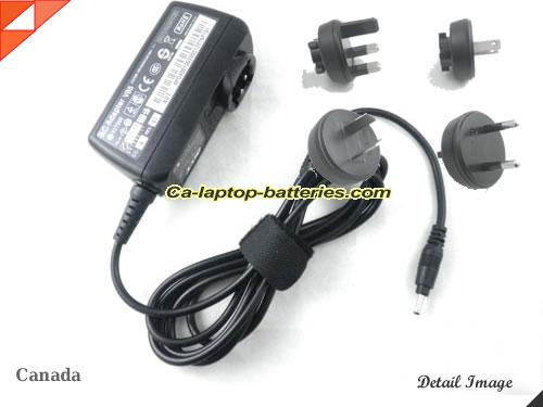 image of ACER PA-1650-02 ac adapter, 12V 1.5A PA-1650-02 Notebook Power ac adapter ACER12V1.5A18W-3.0x1.0mm-shaver
