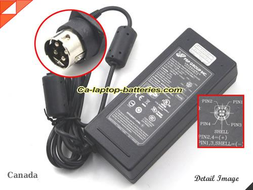 Genuine FSP 9NA0903503 Adapter FSP090-DMBC1 54V 1.66A 90W AC Adapter Charger FSP54V1.66A90W-4PIN