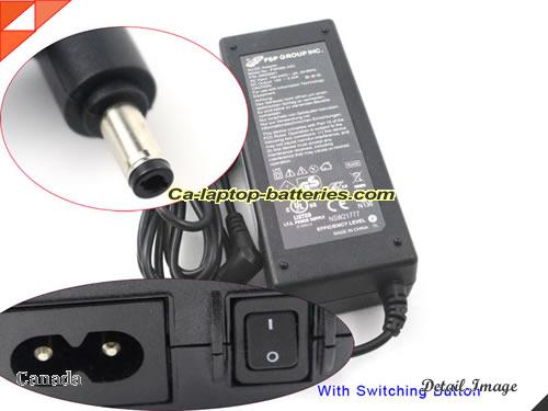 Genuine FSP FSP065-ASC Adapter 40022941 19V 3.42A 65W AC Adapter Charger FSP19V3.42A65W-5.5x2.5mm