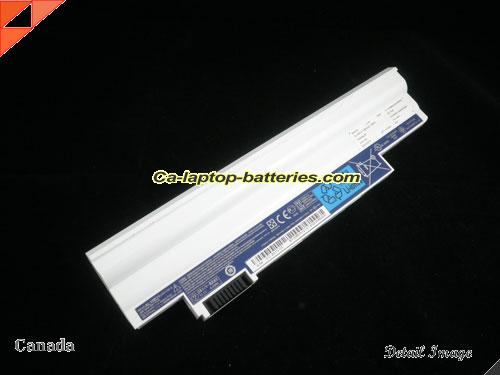 ACER AO722-0474 Replacement Battery 5200mAh 11.1V White Li-ion