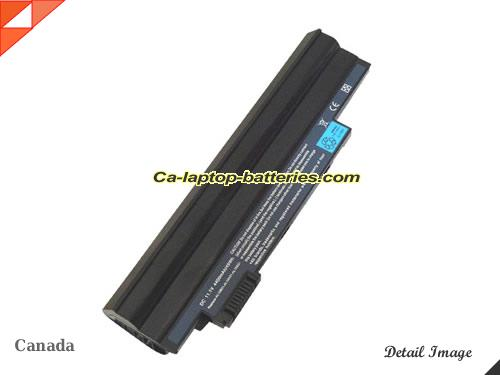 ACER AO722-0825 Replacement Battery 5200mAh, 48Wh  11.1V Black Li-ion