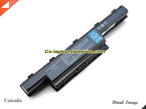 ACER ASPIRE 4252G SERIES Replacement Battery 7800mAh 10.8V Black Li-ion