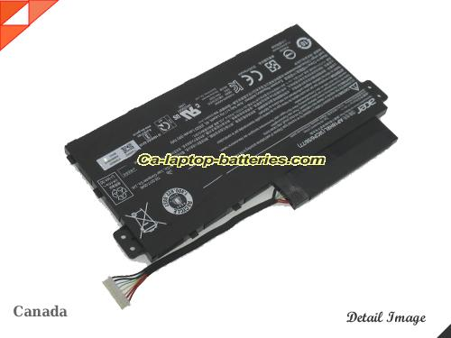 Genuine ACER Aspire 5 A514-51-58ZJ Battery For laptop 4515mAh, 51.47Wh , 11.4V, Black , Li-Polymer