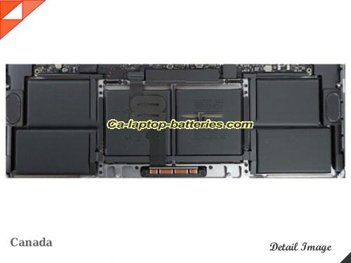 APPLE MacBook Pro 16 2019 I9 5500M Replacement Battery 8790mAh, 99.8Wh  11.36V Black Li-Polymer
