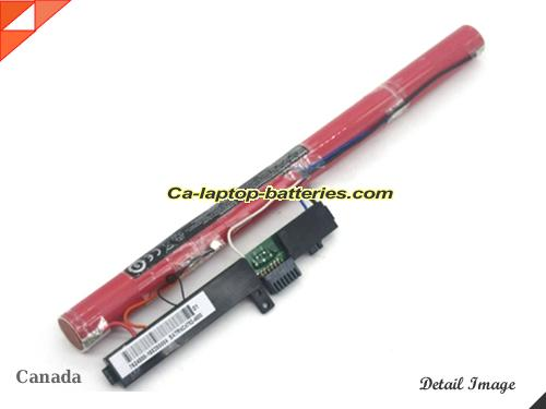 ACER Aspire One Z1401 Replacement Battery 2200mAh, 31.68Wh  14.4V Red Li-ion