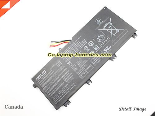 Genuine ASUS GL703VD-GC024T Battery For laptop 4400mAh, 64Wh , 15.2V, Black , Li-ion
