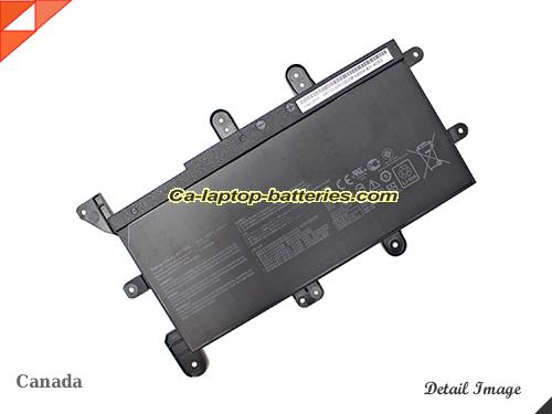 Genuine ASUS G703GI-E5157T Battery For laptop 5000mAh, 74Wh , 14.4V, Black , Li-ion