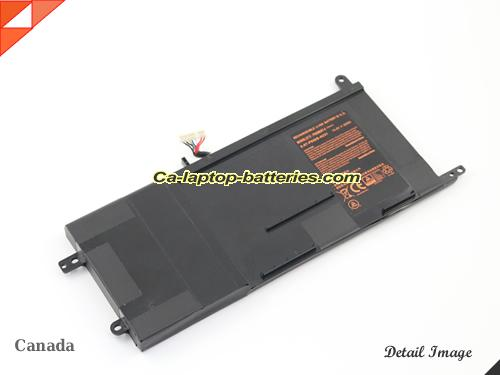 Genuine AFTERSHOCK S-17 Battery For laptop 60Wh, 14.8V, Black , Li-ion