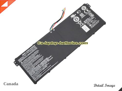 Genuine ACER ASPIRE ES1-332-P5G4 Battery For laptop 3220mAh, 36Wh , 11.4V, Black , Li-ion