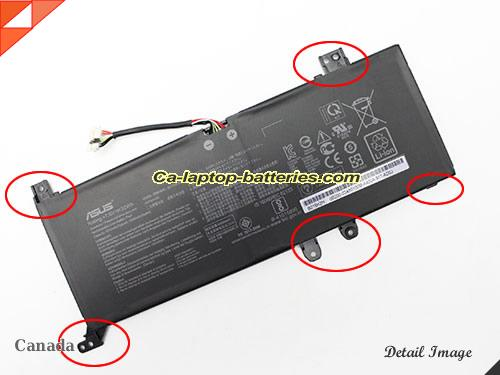 Genuine ASUS F509FA-EJ207T Battery For laptop 4212mAh, 32Wh , 7.6V, Black , Li-Polymer