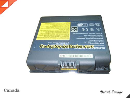 ACER Aspire 1402XC Replacement Battery 5850mAh 14.8V Black Li-ion