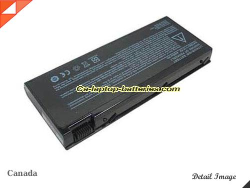 ACER Aspire 1355LM Battery 4400mAh 10.8V Black Li-ion,