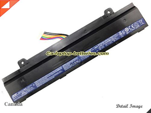 ACER ACER ASPIRE V5-591G SERIES Battery 5040mAh, 56Wh  11.1V Black Li-ion