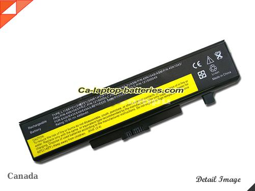 LENOVO 45N1043 Battery 4400mAh 10.8V Black Li-ion