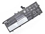 Canada Genuine LENOVO L18M3PD2 Laptop Computer Battery SB10K97651 Li-ion 4922mAh, 57Wh Black