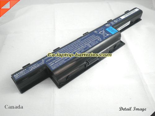 image 1 of ASPIRE 4551P SERIES Battery, Canada New Batteries For ACER ASPIRE 4551P SERIES Laptop Computer