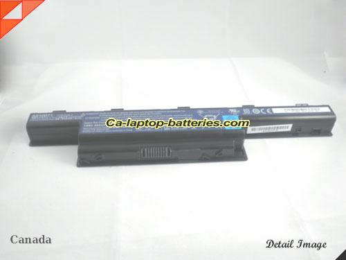 image 5 of ASPIRE 4551P SERIES Battery, Canada New Batteries For ACER ASPIRE 4551P SERIES Laptop Computer