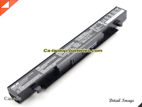 image 1 of F522W Battery, Canada New Batteries For ASUS F522W Laptop Computer