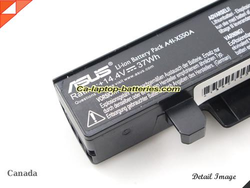 image 2 of F522W Battery, Canada New Batteries For ASUS F522W Laptop Computer