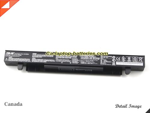 image 5 of F522W Battery, Canada New Batteries For ASUS F522W Laptop Computer