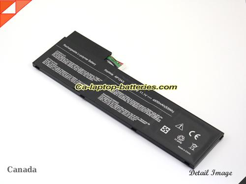 image 5 of TravelMate P648-G3-M-53XR Battery, Canada New Batteries For ACER TravelMate P648-G3-M-53XR Laptop Computer