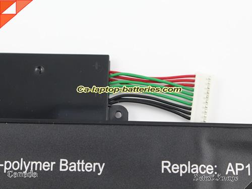 image 2 of Aspire M3-581TG-52464G52Mnk Battery, Canada New Batteries For ACER Aspire M3-581TG-52464G52Mnk Laptop Computer