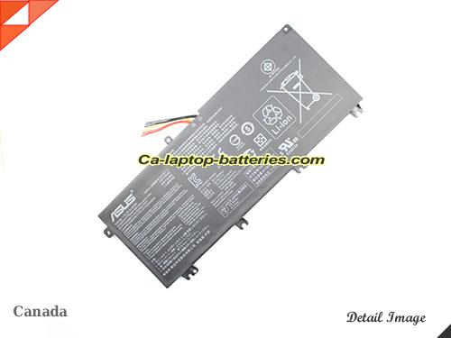 image 1 of FX503VD-E4082 Battery, Canada New Batteries For ASUS FX503VD-E4082 Laptop Computer