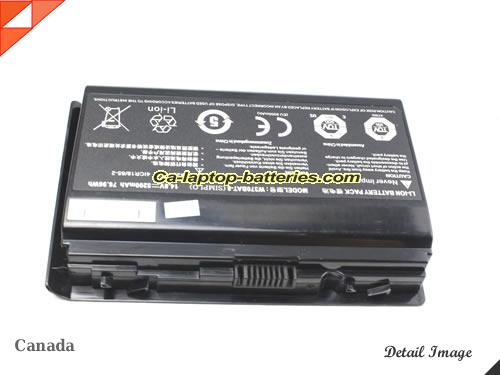 image 5 of XG15 V3 Battery, Canada New Batteries For AFTERSHOCK XG15 V3 Laptop Computer