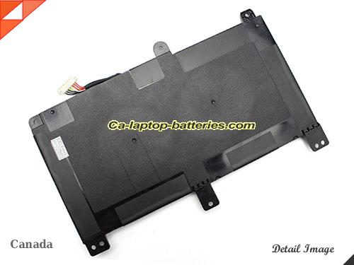 image 3 of FX504GM-58B06PS2 Battery, Canada New Batteries For ASUS FX504GM-58B06PS2 Laptop Computer