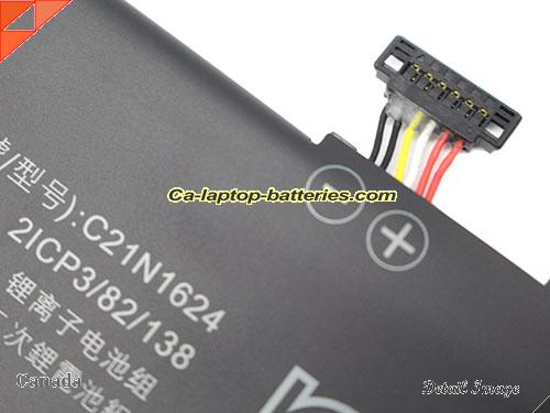image 5 of 0B200-02420000P-B2B2A-711-005R Battery, Canada New Batteries For ASUS 0B200-02420000P-B2B2A-711-005R Laptop Computer
