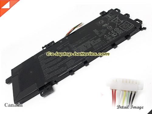 image 2 of F512FB Battery, Canada New Batteries For ASUS F512FB Laptop Computer