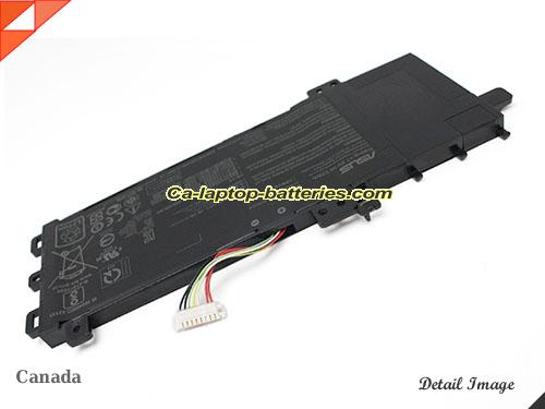 image 4 of F512FB Battery, Canada New Batteries For ASUS F512FB Laptop Computer