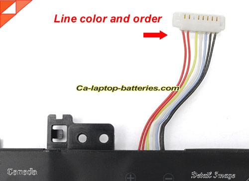image 5 of F512FB Battery, Canada New Batteries For ASUS F512FB Laptop Computer