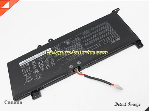 image 4 of A509FB Battery, Canada New Batteries For ASUS A509FB Laptop Computer