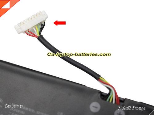 image 5 of A509FB Battery, Canada New Batteries For ASUS A509FB Laptop Computer