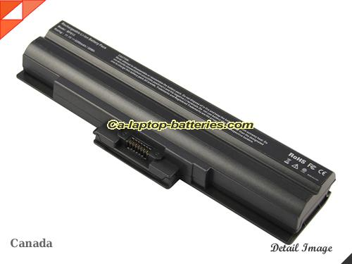 image 2 of VGP-BPS13B/S Battery, C$64.16 Canada Li-ion Rechargeable 5200mAh SONY VGP-BPS13B/S Batteries