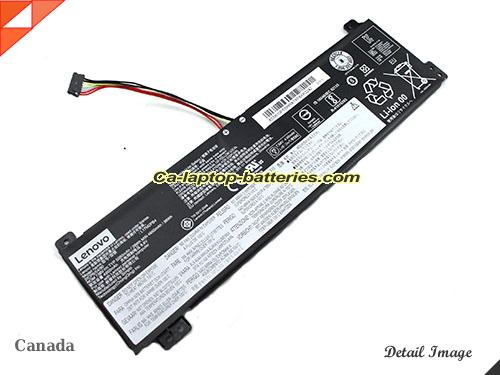 image 1 of Genuine LENOVO L17C2PB3 Laptop Computer Battery 5B10W67318 Li-ion 5080mAh, 39Wh  In Canada