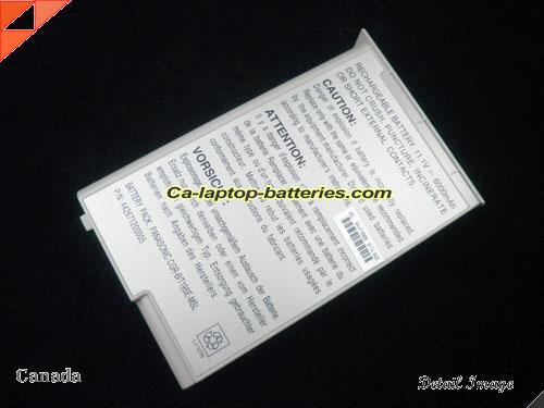 image 1 for AccelNote 8170 Battery, Canada New Batteries For ACCEL AccelNote 8170 Laptop Computer